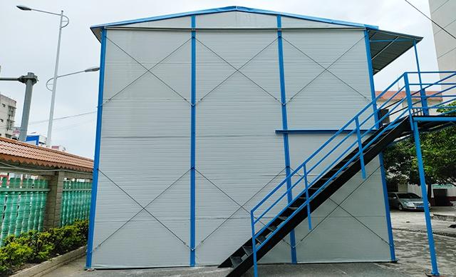 标准K型楼梯房